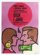 Fun with Dick and Jane - Polish Movie Poster (xs thumbnail)