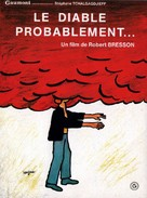 Diable probablement, Le - French Movie Poster (xs thumbnail)