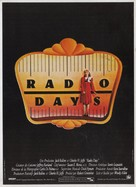 Radio Days - French Movie Poster (xs thumbnail)