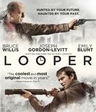 Looper - Blu-Ray movie cover (xs thumbnail)