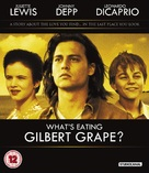 What's Eating Gilbert Grape - British Movie Cover (xs thumbnail)