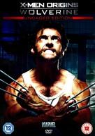 X-Men Origins: Wolverine - British Movie Cover (xs thumbnail)