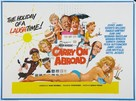 Carry on Abroad - British Movie Poster (xs thumbnail)