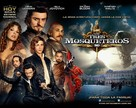 The Three Musketeers - Mexican Movie Poster (xs thumbnail)