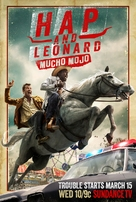 """Hap and Leonard"" - Movie Poster (xs thumbnail)"