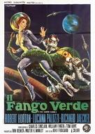 The Green Slime - Italian Movie Poster (xs thumbnail)