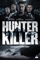 Hunter Killer - South African Movie Poster (xs thumbnail)