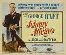 Johnny Allegro - Movie Poster (xs thumbnail)