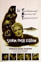 Storm Over Lisbon - Movie Poster (xs thumbnail)