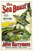 The Sea Beast - Movie Poster (xs thumbnail)