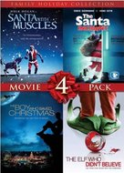 Santa with Muscles - DVD cover (xs thumbnail)