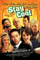 Stay Cool - Movie Poster (xs thumbnail)