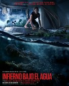 Crawl - Spanish Movie Poster (xs thumbnail)