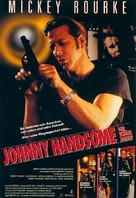 Johnny Handsome - German Movie Poster (xs thumbnail)
