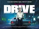 Drive - British Movie Poster (xs thumbnail)