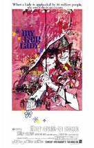 My Fair Lady - Movie Poster (xs thumbnail)