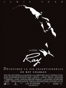 Ray - French Movie Poster (xs thumbnail)
