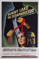 Bunny Lake Is Missing - Argentinian Movie Poster (xs thumbnail)