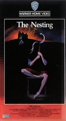 The Nesting - VHS cover (xs thumbnail)