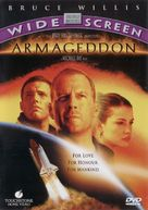 Armageddon - DVD cover (xs thumbnail)
