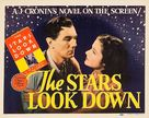The Stars Look Down - Movie Poster (xs thumbnail)