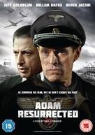 Adam Resurrected - British Movie Cover (xs thumbnail)