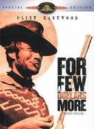 Per qualche dollaro in più - Swedish DVD movie cover (xs thumbnail)
