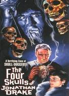 The Four Skulls of Jonathan Drake - Movie Cover (xs thumbnail)