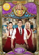 """Hotel 13"" - Belgian DVD cover (xs thumbnail)"