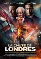 London Has Fallen - Belgian Movie Poster (xs thumbnail)
