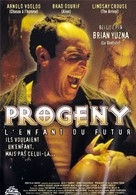 Progeny - French Movie Poster (xs thumbnail)