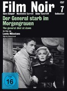The General Died at Dawn - German DVD cover (xs thumbnail)