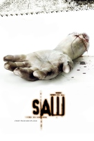 Saw - DVD movie cover (xs thumbnail)