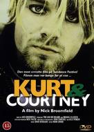 Kurt & Courtney - Danish Movie Cover (xs thumbnail)