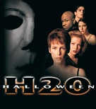 Halloween H20: 20 Years Later - Blu-Ray movie cover (xs thumbnail)