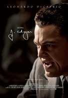 J. Edgar - Turkish Movie Poster (xs thumbnail)