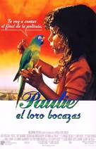 Paulie - Spanish Movie Poster (xs thumbnail)