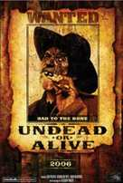 Undead or Alive - poster (xs thumbnail)