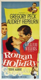 Roman Holiday - Movie Poster (xs thumbnail)