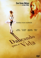 Ballet Shoes - Brazilian DVD movie cover (xs thumbnail)