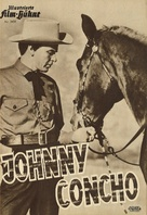 Johnny Concho - German poster (xs thumbnail)
