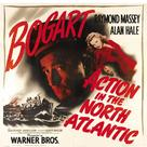 Action in the North Atlantic - Movie Poster (xs thumbnail)