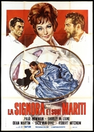 What a Way to Go! - Italian Movie Poster (xs thumbnail)