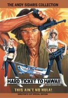 Hard Ticket to Hawaii - DVD cover (xs thumbnail)