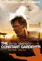 The Constant Gardener - Italian poster (xs thumbnail)