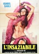 Insaciable - Italian Movie Poster (xs thumbnail)