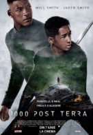 After Earth - Romanian Movie Poster (xs thumbnail)
