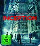 Inception - German Movie Cover (xs thumbnail)