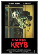 Night of the Creeps - Danish Movie Poster (xs thumbnail)