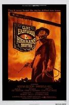 High Plains Drifter - Movie Poster (xs thumbnail)
